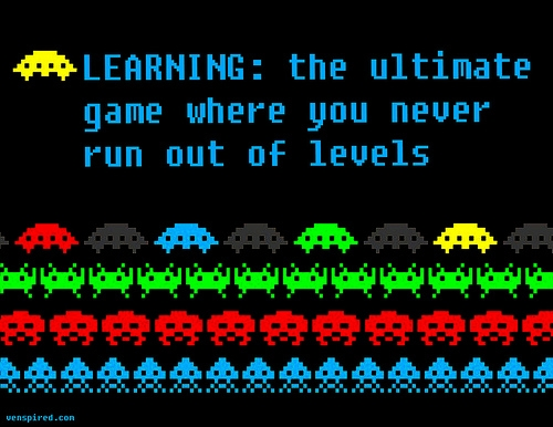Learning - The Ultimate Game