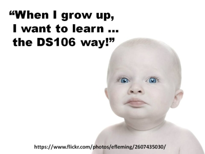 DS106 Learning - 400x300